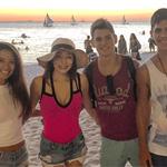 Chris, Gerard, Merrilee & Sandrine
